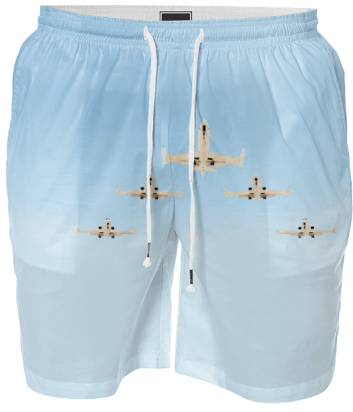 LGA Swim Short
