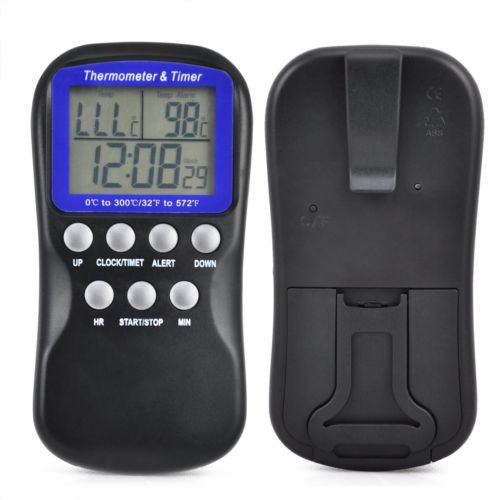 Stanford Digital Food Probe Thermometer