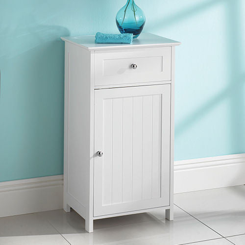 Saxony Single Door/ Drawer Bathroom Cabinet - GSR Decor