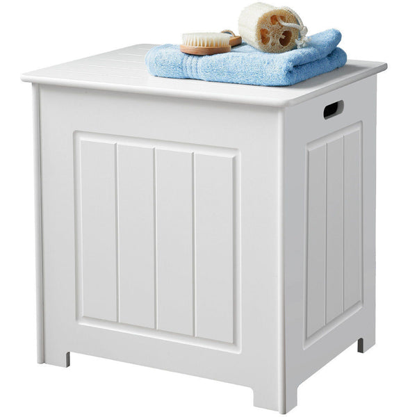 Saxony Bathroom Laundry Bin - GSR Decor