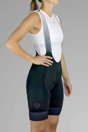 Women's core bib shorts 2.0 - Black