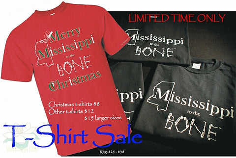 AMAZING T-SHIRT SALE!  LIMITED TIME ONLY!