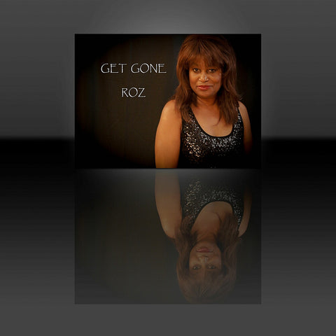 "CD - ""Get Gone"" by Roz"