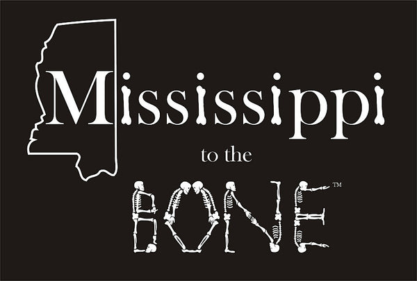 Mississippi to the Bone T-Shirt