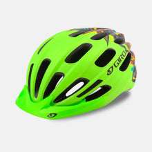 Load image into Gallery viewer, giro hale mips youth bike helmet lime