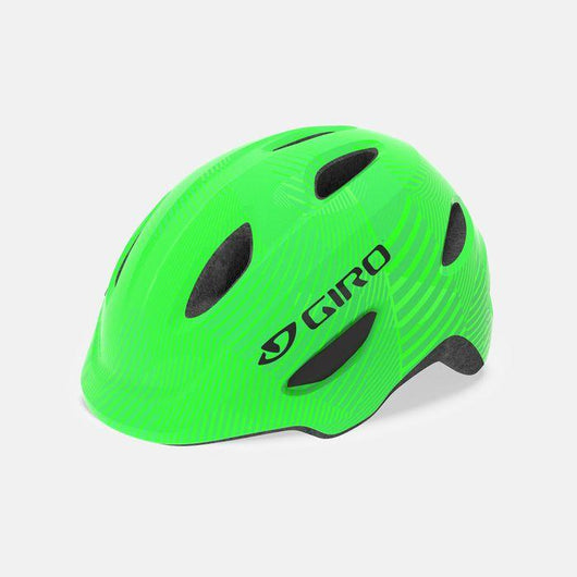 GIRO SCAMP MIPS LIME CHILD HELMET