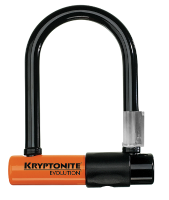 Kryptonite Evolution Mini-5 Key U-Lock