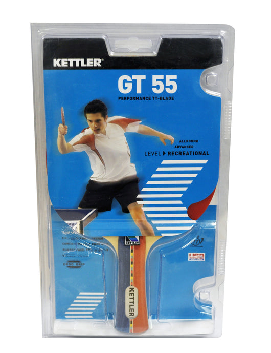 Kettler GT 55 Ping Pong Paddle
