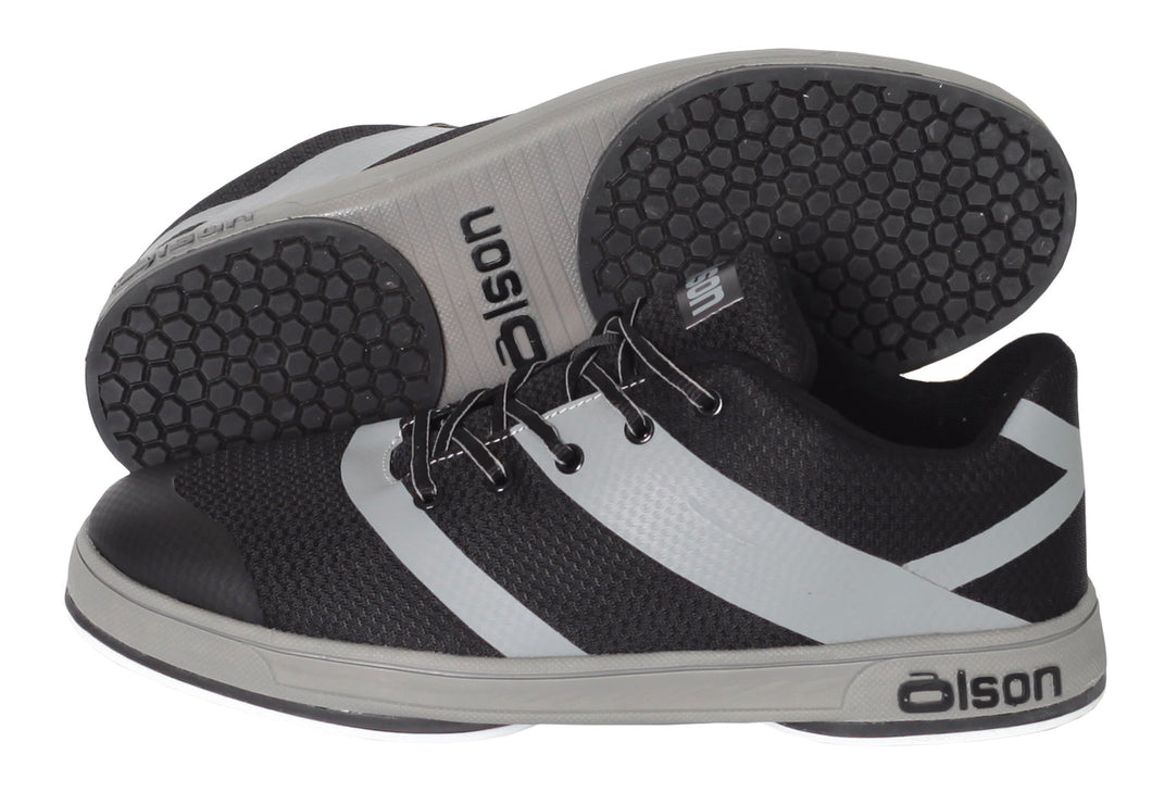 olson crosskick mens eight inch slider curling shoe
