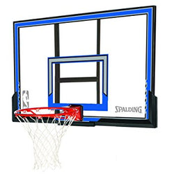 spalding 50 inch polycarbonate combo basketball
