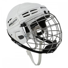 Load image into Gallery viewer, Bauer ims 5.0 hockey helmet white