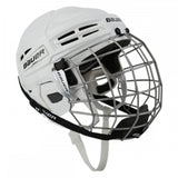 Bauer ims 5.0 hockey helmet white