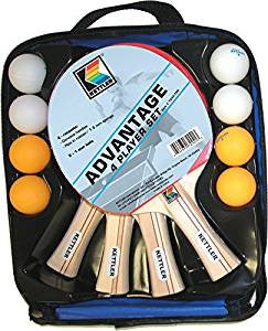 Kettler Advantage 4-Player Ping Pong Set