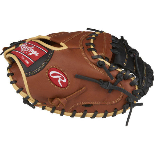 rawlings sandlot baseball catchers glove