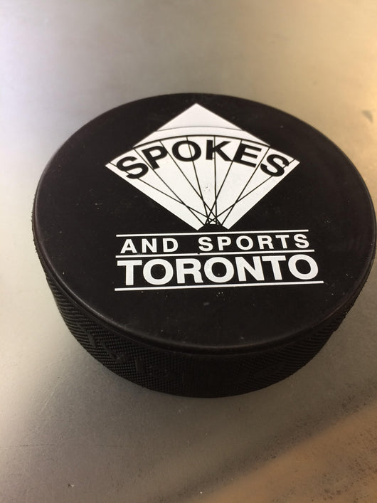 Spokes Viceroy Hockey Puck