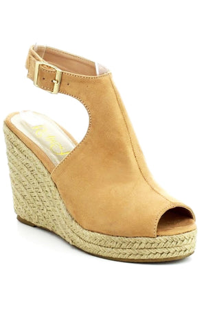 Stack 'Em Up Camel Wedges, 7 & 11 in stock!