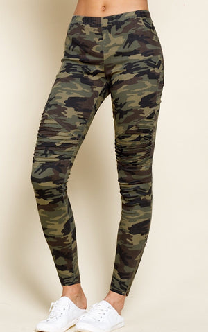 Happy Trails Camo Pants