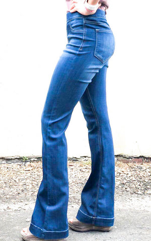 Feel The Love Flare Jeans