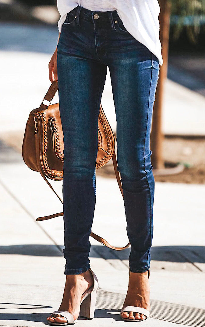 Touch Of Class Dark Wash Jeans, SHIPS 11/26!
