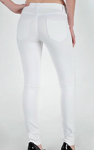 Feeling Flawless White Skinny Jeans