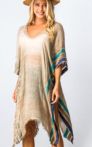 Take Me To The Tropics Swimsuit Cover Up