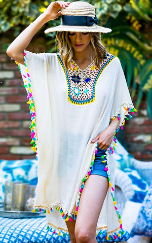 Havana Cabana Swimsuit Cover Up