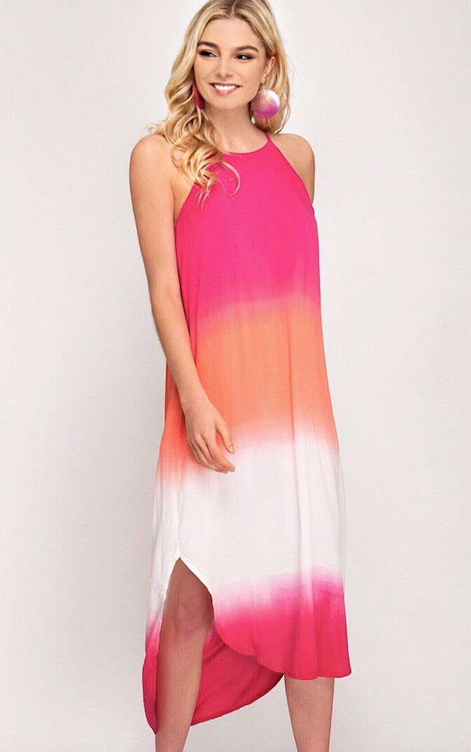 Sunny State Of Mind Dress