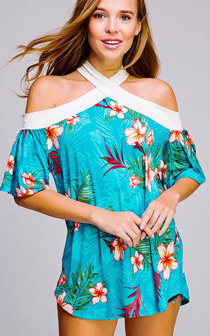Dying To Know You Tropical Top