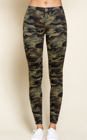 Happy Trails Camo Pants, S-2X!