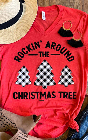 Rockin' Around The Christmas Tree, MEDIUM in stock!