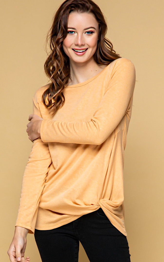 Shimmer & Shine Gold Top