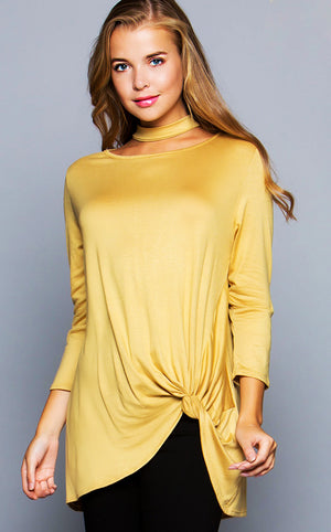 Southern Chic Gold Top, SMALL, MED