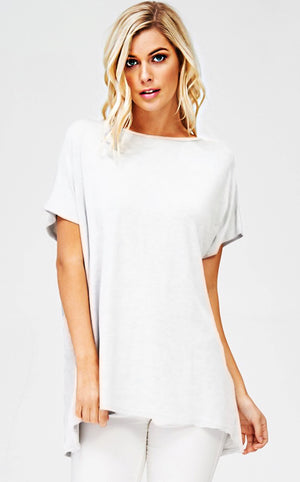 z Perfect White Tee, RESTOCKING SOON!
