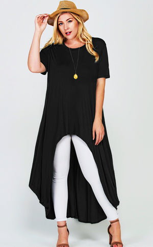 Steal The Show Tunic, CURVY, RESTOCKED!