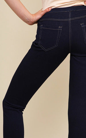 Fits Like A Glove Denim Jeggings, SMALL & MED