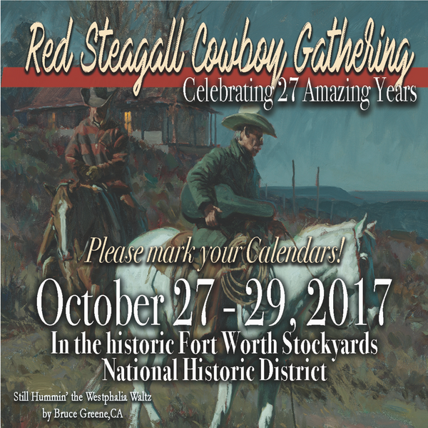 Red Steagall Cowboy Gathering