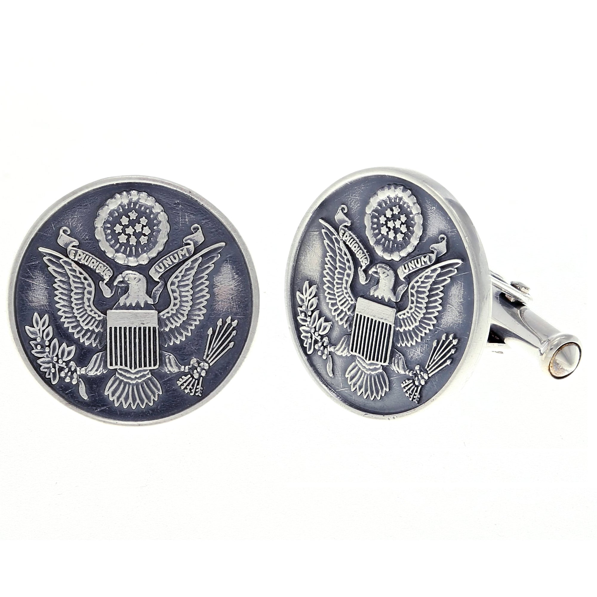Cuff Links 1910 Presidential Seal