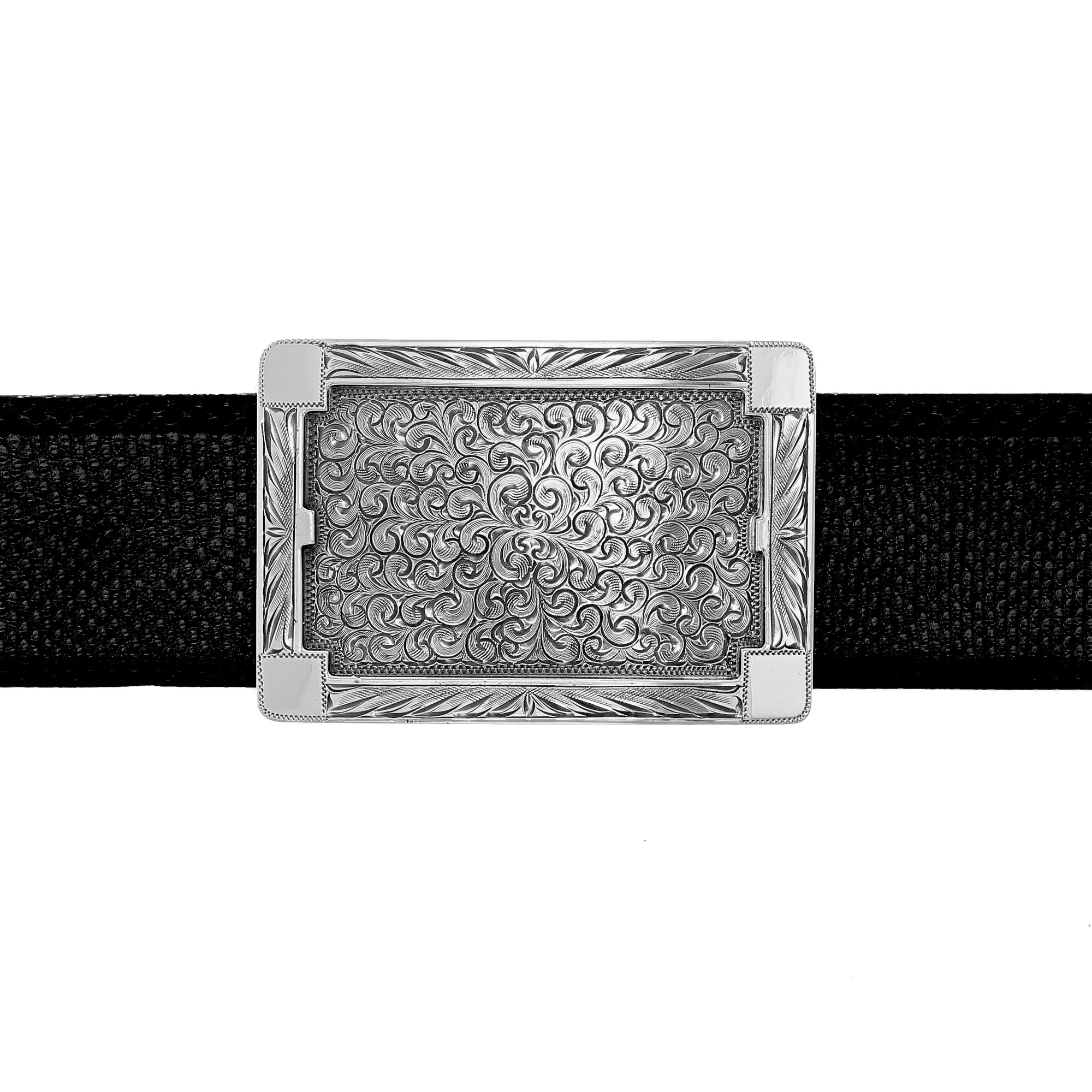 Martin 1800 Sterling Trophy Buckle