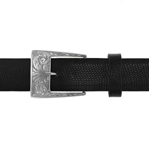 Taylor 1521 Sterling Engraved Buckle