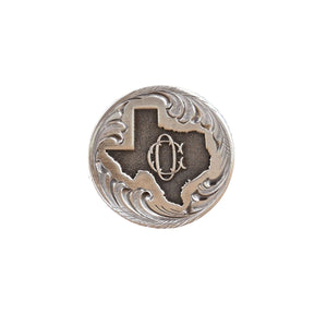 Ball Marker 1803 Sterling Silver Custom State of Texas