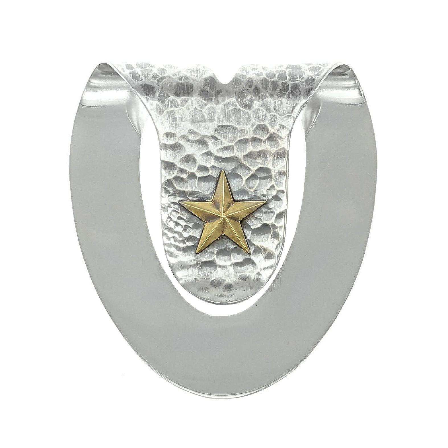 San Saba 1404 Gold Star Money Clip