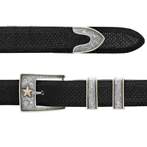 Taylor 1809 Gold Star Buckle Set