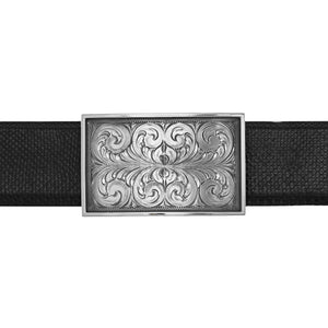 Zapata 1813 Sterling Trophy Buckle