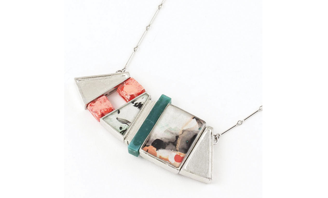 Anne-Marie Chagnon Joelle Oasis Necklace