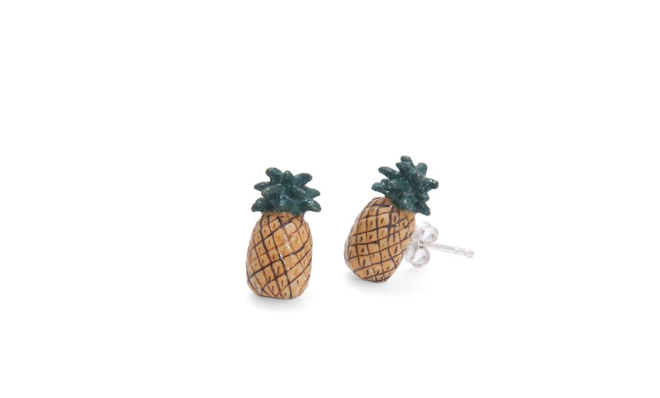 And Mary Pineapple Studs