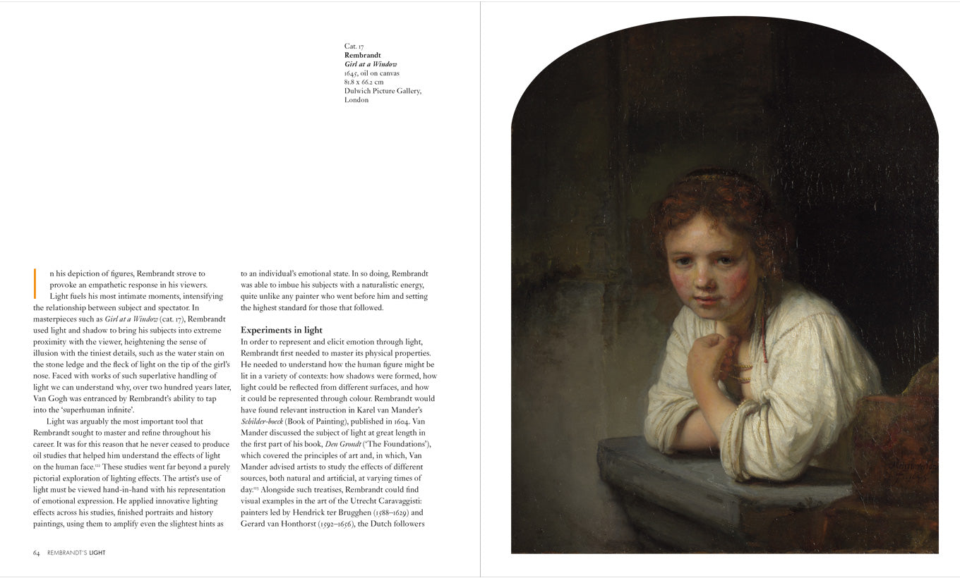 Rembrandt's Light Exhibition Catalogue