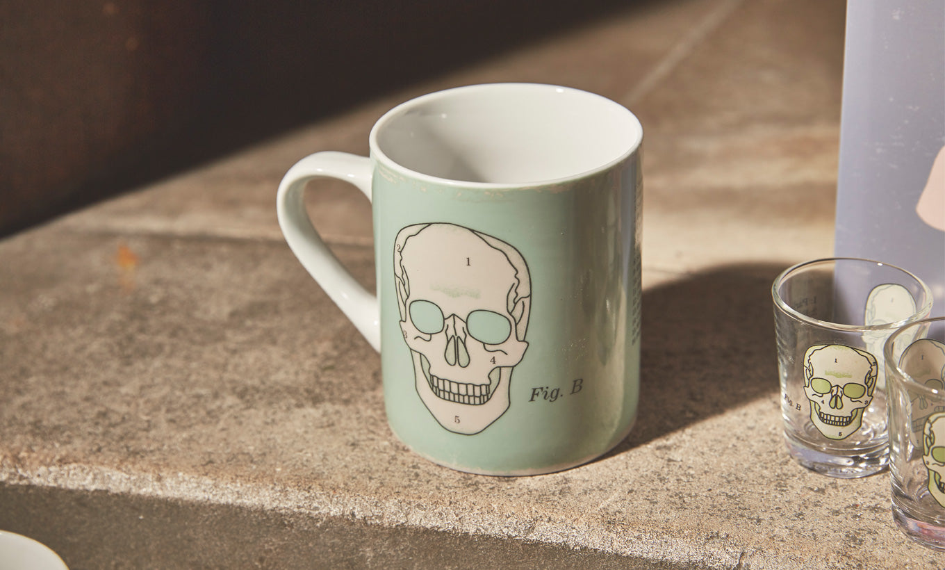 Anatomical Mug