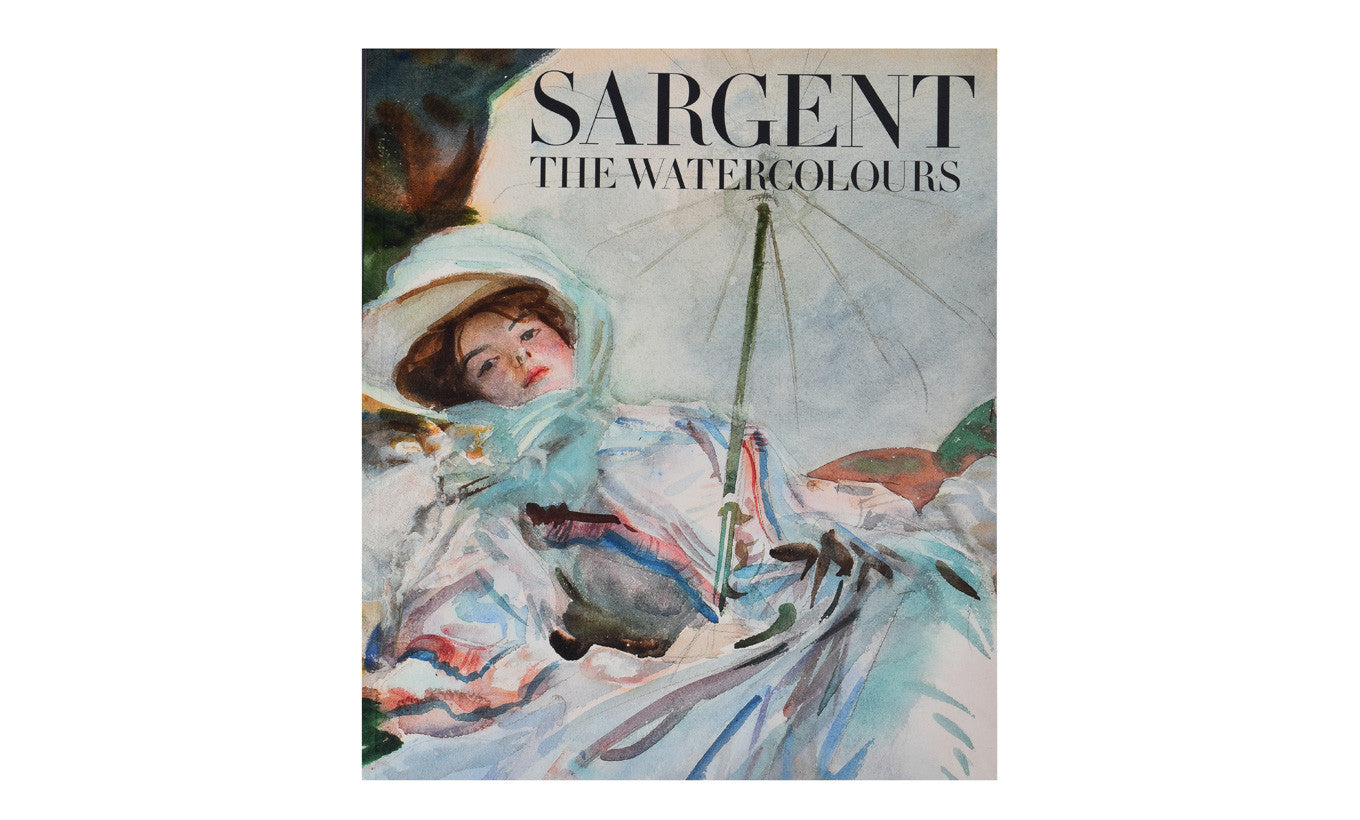 Sargent: The Watercolours Catalogue
