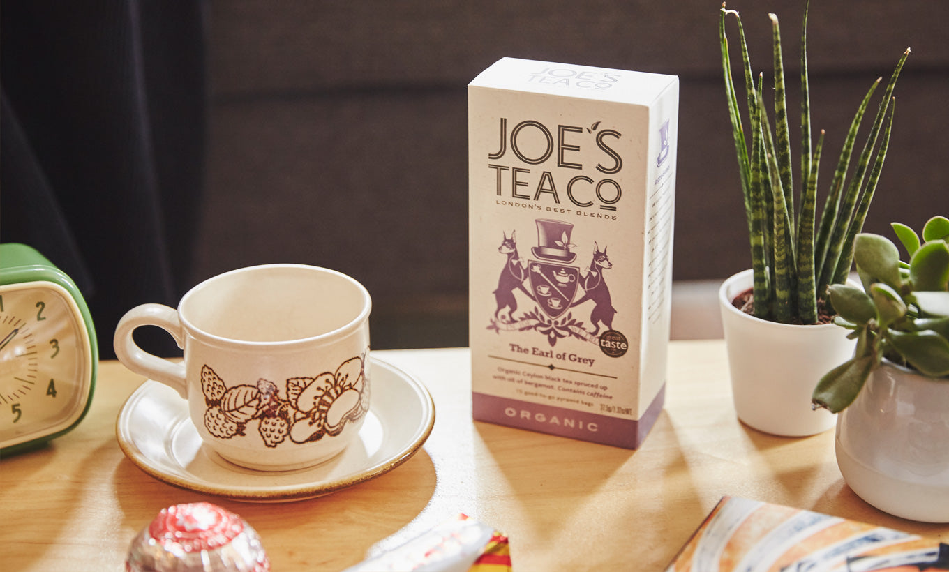 Joe's Tea Co Speciality Tea
