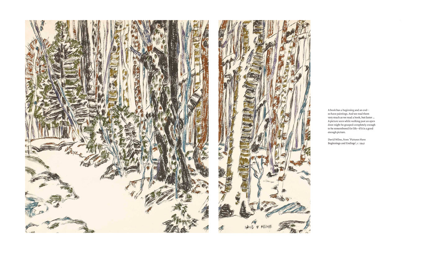 David Milne Exhibition Catalogue